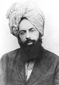 The Ppromised Messiah Mirza Ghulam Ahmad (as) (1835-1908) founded the Ahmadiyya Muslim Community
